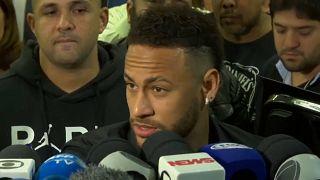 Accusé de viol, Neymar entendu par la justice pour sa vidéo Instagram