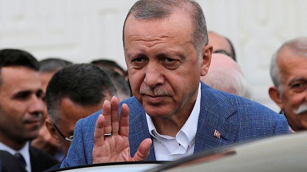 Cumhurbaşkanı Erdoğan: Af yasası ile ilgili çalışmalar devam ediyor