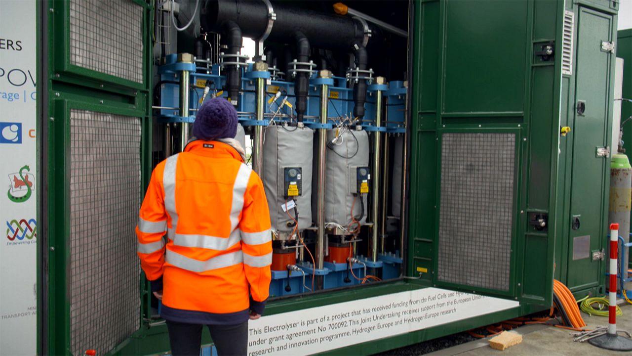 Υδρογόνο: Η ενεργειακή λύση για τις απομονωμένες περιοχές