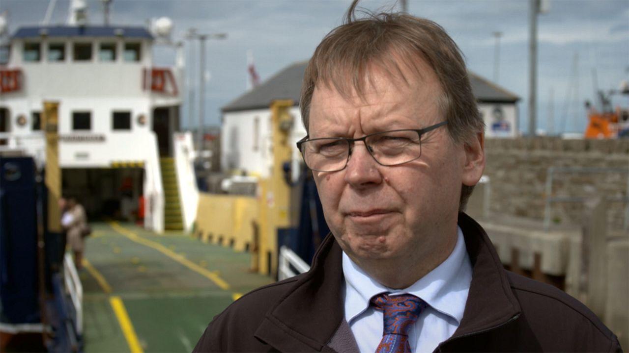 Web Exclusive: On board hydrogen ferries
