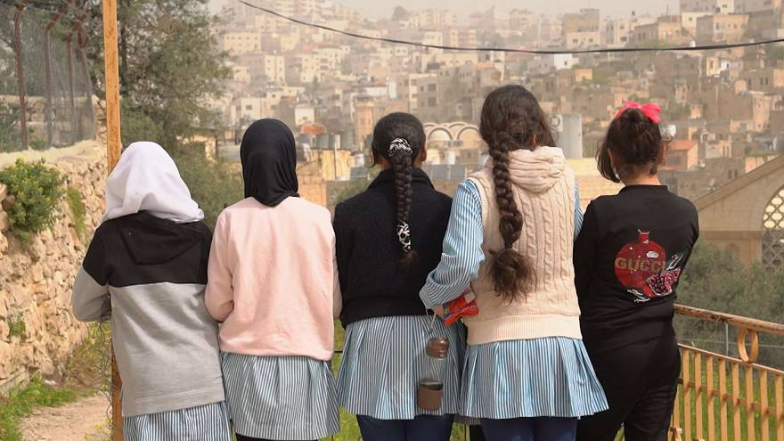 کمکهای اتحادیه اروپا به آموزش کودکان محصور الخلیل