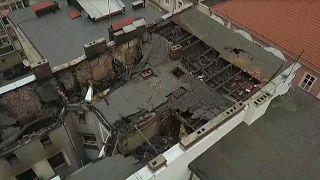 В Польше из-за взрыва газа рухнул дом