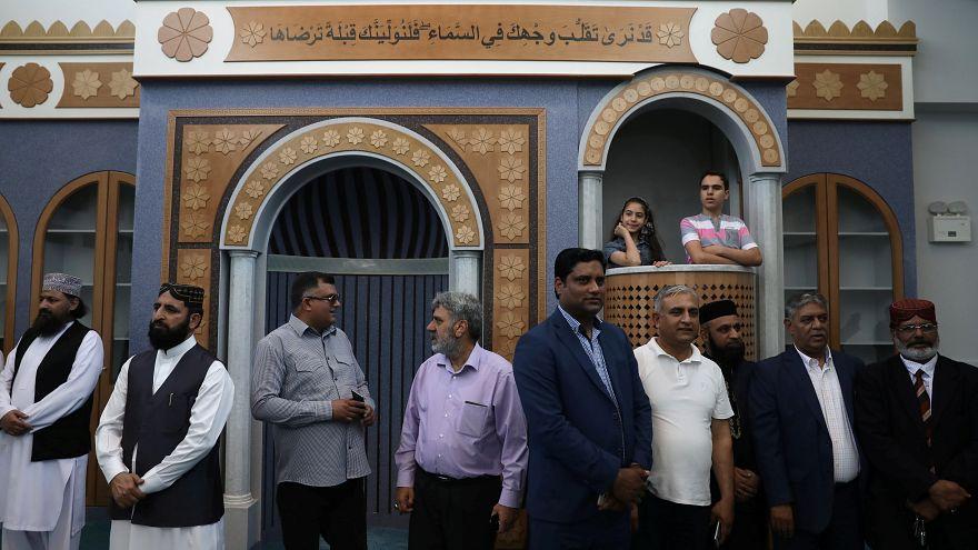 Atina'da '12 yıldır beklenen' cami eylülde kapılarını ibadete açıyor