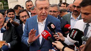 Ερντογάν: «Το νέο μας γεωτρύπανο θα έχει προστασία από τις φρεγάτες μας στην Αν.Μεσόγειο»