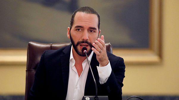 نجیب ابوکیله، رئیس جمهوری السالوادور