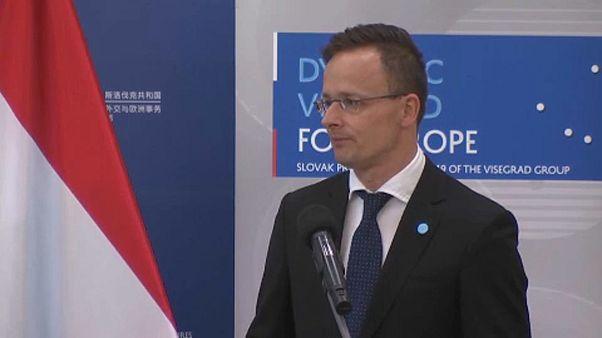 Hableány-tragédia: Szijjártó Péter megköszönte a segítséget Szlovákiának