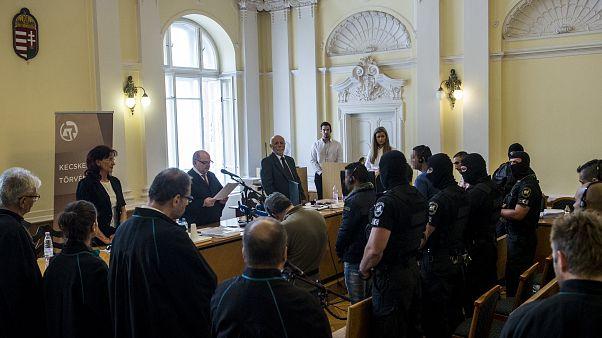 Életfogytiglant kaphatnak a halálkamion-ügy vádlottjai
