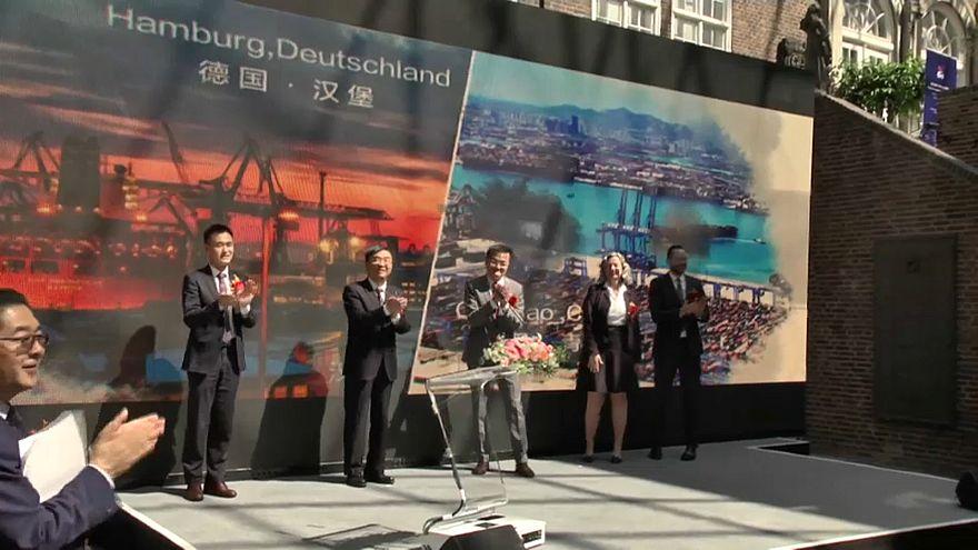 China in Hamburg - Qingdao will handeln