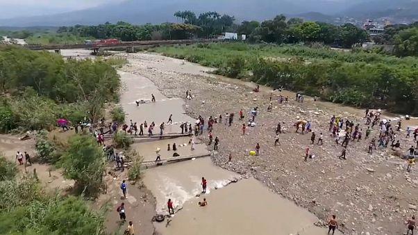 El éxodo venezolano alcanza los 4 millones