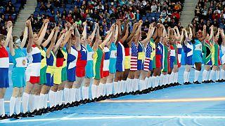 برگزاری مراسم افتتاحیه جام جهانی فوتبال زنان؛ فرانسه به مصاف کرهجنوبی رفت