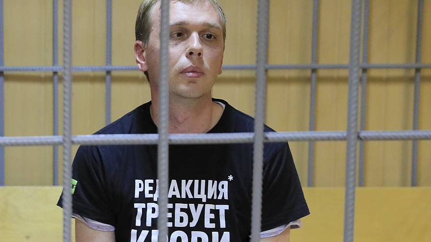 Russian investigative journalist put under house arrest
