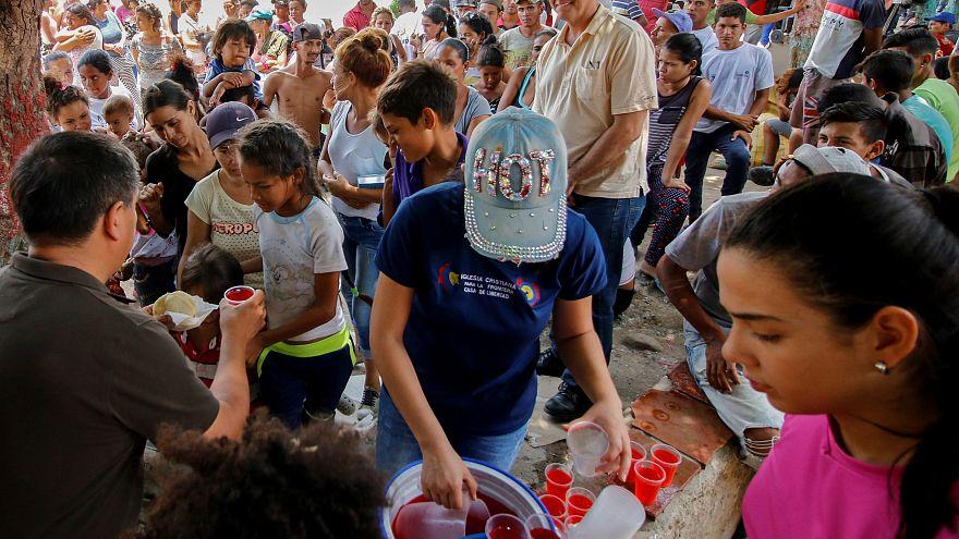 Venezuelanos são já uma das maiores comunidades deslocadas do mundo