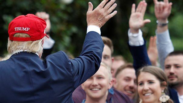 Trump anuncia acordo com o México e suspende tarifas alfandegárias