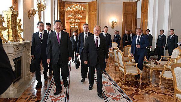 Huawei krizine Putin'den yorum: ABD'nin saldrıgan tutumu gerçek savaşa yol açabilir
