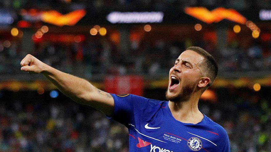 Eden Hazard: Real Madrid agree deal to buy Belgian star from Chelsea