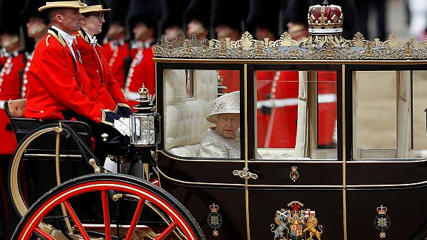 Celebrations to mark Queen Elizabeth II's official birthday