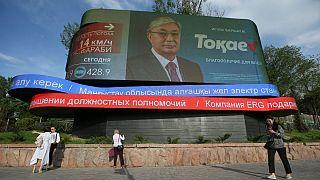 نخستین انتخابات ریاست جمهوری در قزاقستان پس از نظربایف