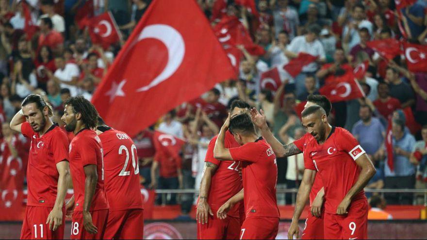 Türkiye A Milli Futbol Takımı grup liderliği için Dünya Şampiyonu Fransa ile karşılaşıyor