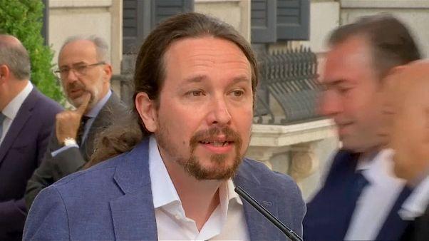 Iglesias renueva la Ejecutiva de Podemos