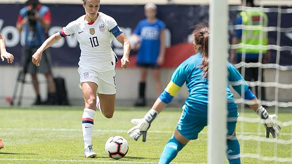 Women's World Cup kicks off with gender pay under the