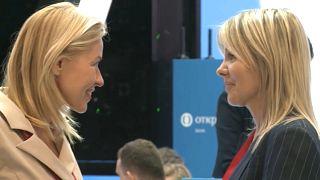 Wirtschaft: Russlands Frauen gehen voran