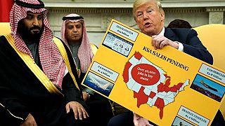 الكونغرس يخشى حصول السعودية على تكنولوجيا حساسة لأسلحة أميركية متطورة بشكل غير مسبوق