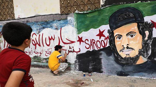 """Suriye'deki """"direnişin sembolü"""" yıldız futbolcu Esad güçlerince öldürüldü"""