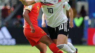 WM-Auftakt für DFB-Frauen: 1:0 gegen China