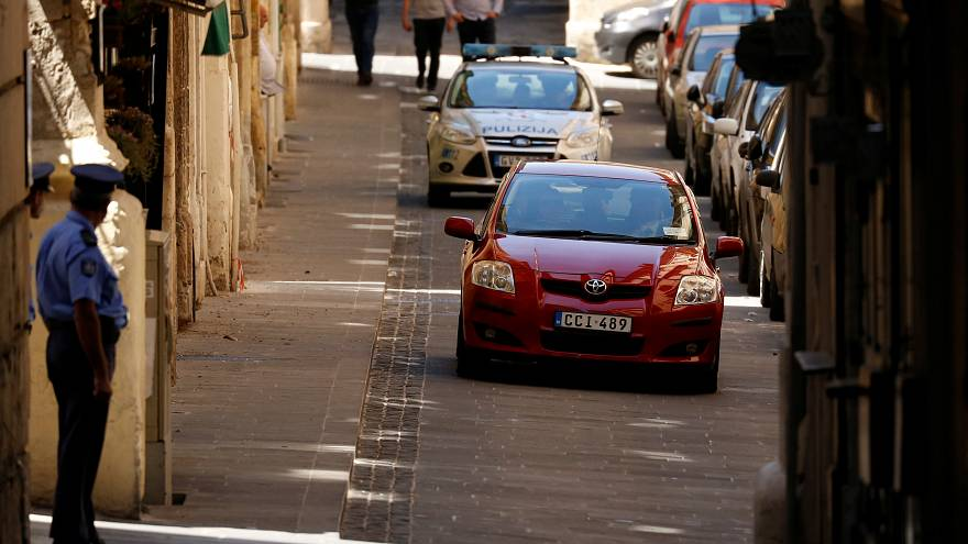 Maltese police worked with British counterparts