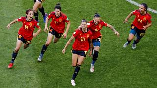 2019 Women's World Cup: Spain's Women come back to beat South Africa
