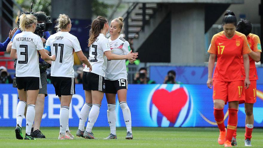 Kadınlar Dünya Kupası ikinci gününde kazanan Avrupa ekipleri oldu