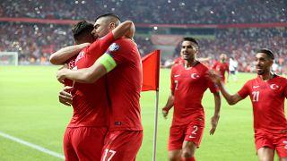 Türkiye son dünya şampiyonu Fransa'yı 2-0 yendi