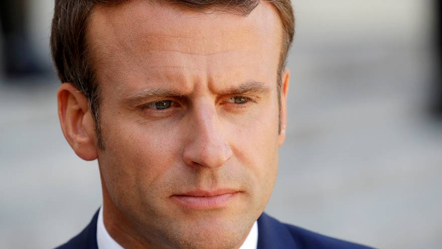 Macron faced a 30th consecutive week of protests against his administration