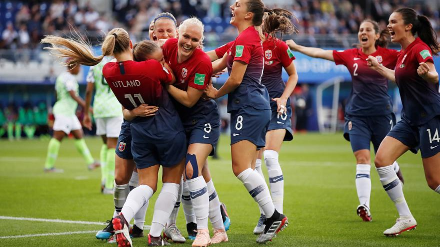 2019 Women's World Cup: Norway cruise to 3-0 win over Nigeria