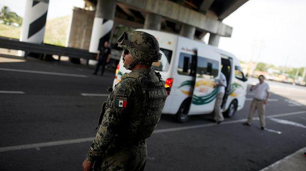 El sueño americano se difumina para miles de migrantes al llegar a México