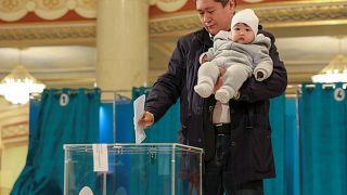 12 Millionen Kasachen wählen Nasarbajew-Nachfolger