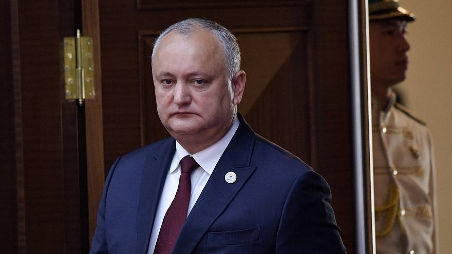 Moldavía afronta una difícil crisis política