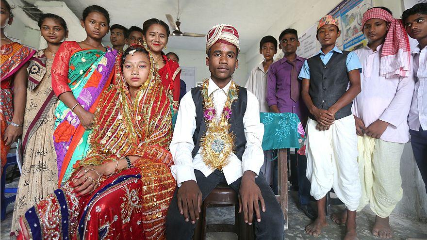 یونیسف: ۱۱۵ میلیون پسر در جهان پیش از ۱۸ سالگی ازدواج کردهاند