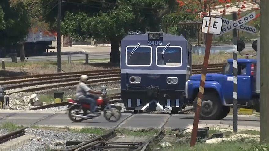 La apuesta cubana por devolver la dignidad a sus ferrocarriles