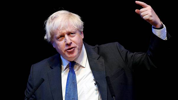 Boris Johnson threatens to withhold EU Brexit payment