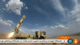 Új légvédelmi rendszert mutatott be Irán