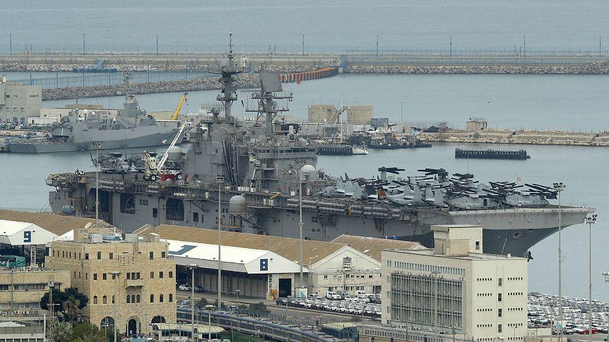 البحرية الإسرائيلية تسيطر على سفينة تركية قبالة سواحل حيفا