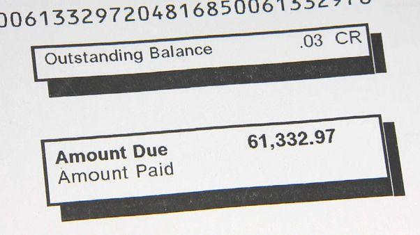 Plus de 40 000 € de facture téléphonique au Canada!
