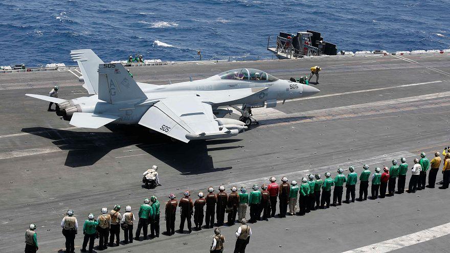 فرمانده ناو لینکلن: ایران استانداردهای دریایی و نظامی را رعایت میکند
