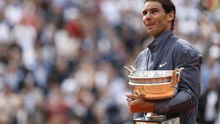 Tennis/Roland Garros : Rafael Nadal remporte une 12e victoire en battant l'Autrichien Dominic Thiem