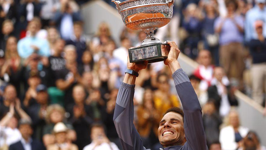 Nadal torna-se imperador em Roland Garros