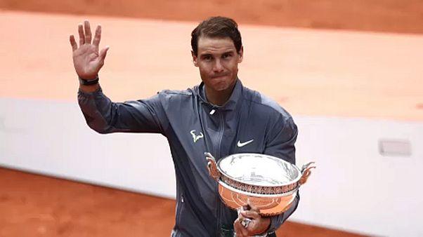 Roland Garros: Rafael Nadal Párizs királya