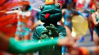 Hunderttausende beim Karneval der Kulturen - 10 Fotos und Tweets