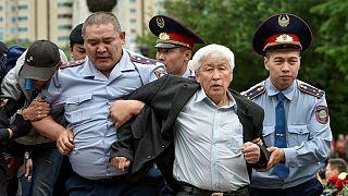 انتخابات قزاقستان؛ پیروزی نامزد مورد حمایت نظربایف زیر سایه سرکوب مخالفان