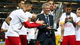 Le Portugal remporte la Ligue des nations, nouvelle compétition européenne de football